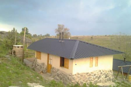 Cabaña en Calamuchita Yacanto - Yacanto de Calamuchita - Cabanya