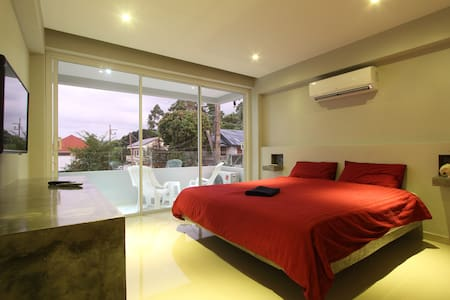 Chambre 25m² LUXE / Twin Lotus Apart'Hotel #B1# - Condominium