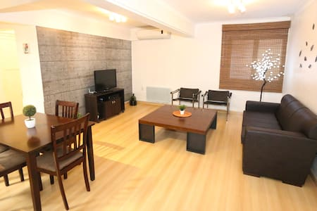 Privileged location, modern and cozy apartment. - Daire