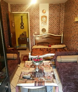 Cosy Moroccan appartment