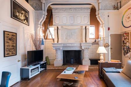 Historic Rittenhouse Loft - Philadelphia - Loft