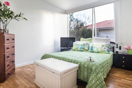 Double room overlooking Gardens - Apartmen