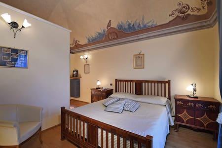 Villa Durando - Stanza del Regno di Sardegna - Mondovì - Bed & Breakfast
