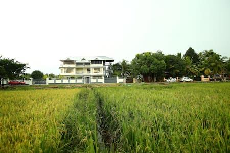 Charming Village Paddy View Premium Double Room - Andere