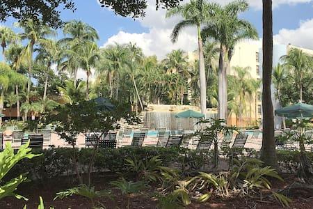 Room Miami near Airport(Doral area) - Lakás
