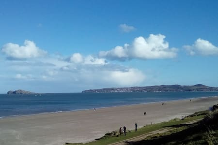 Room in Portmarnock,Dublin, close to the beach - Appartement