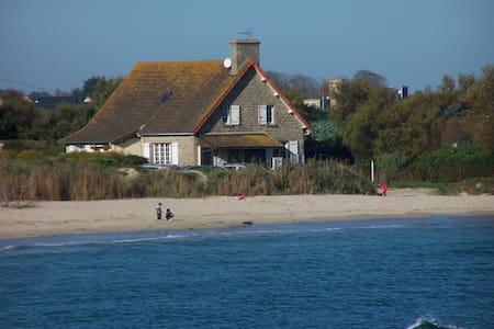 Une villa de rève les pieds dans l'eau - Montfarville