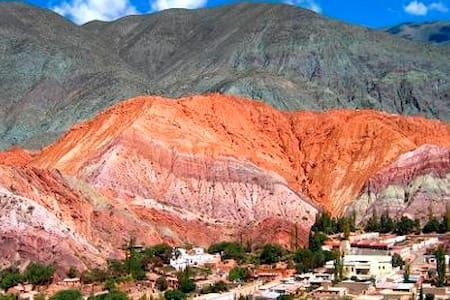 La Sombra del Sauce - Purmamarca - Jujuy - Apartemen
