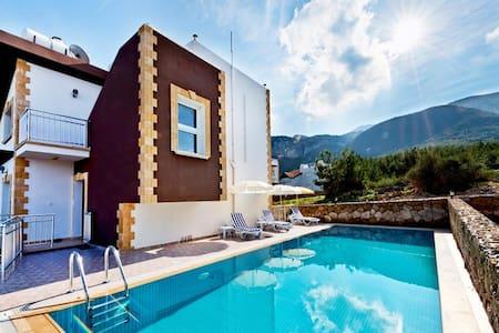 KB404 LUX VILLA IN KYRENIA + POOL - Villa
