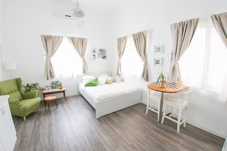 Bright Studio on Bialik st! - Apartmen