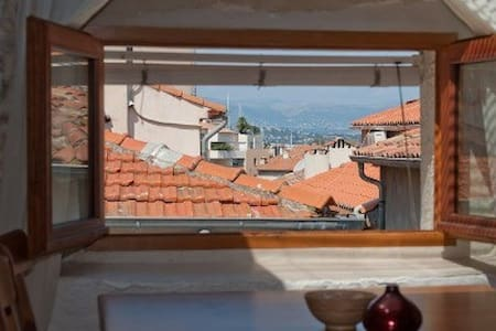 Appartment in heart of old Antibes - Antibes - Wohnung