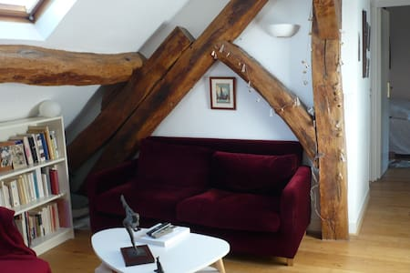 Appartement en pays impressioniste proche Paris - Apartment