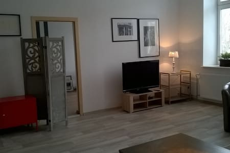 Apartament w kamienicy,60m. ,zajety do 15 lipca . - Siedlce - Apartment
