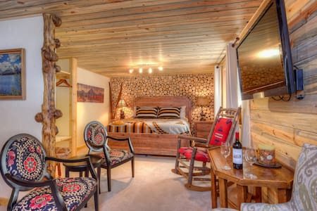 Teton View B&B ~ Jackson Hole ~ Willow Suite - Wilson