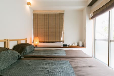 La Passione's second floor: style and comfort - Naha-shi - Bed & Breakfast
