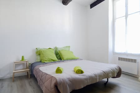 Quiet Atypical Apartement, Appart'Hotel du Luberon - Daire