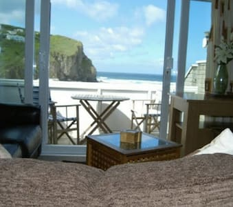 Ocean Breeze Porthtowan - Apartament