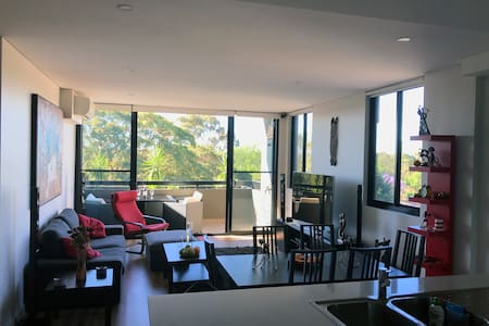 1.5 bedroom executive style security apartment - Chatswood - Daire