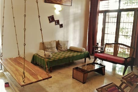 A Spacious, Fully furnished Villa - Bangalore
