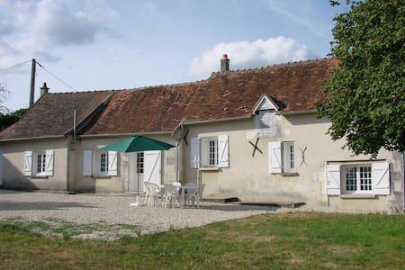 La maison de biais - Hus