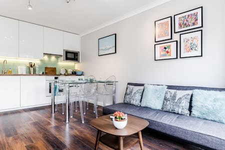 Quirky 2 Bed South Bank &  Westminster - London - Apartment