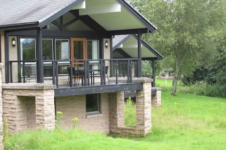 Lux 5* Lodge for 6 on Loch Lomond - Alexandria