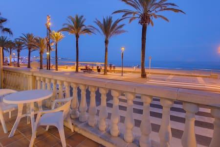 Hermoso apartamento frente a la playa - Appartement