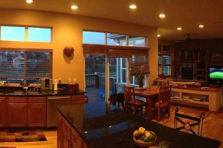 Renovated luxury house - Ashburn - Talo