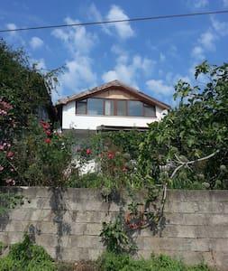 Çakraz'da Bahçe İçinde Çatı Kat - Vindsvåning