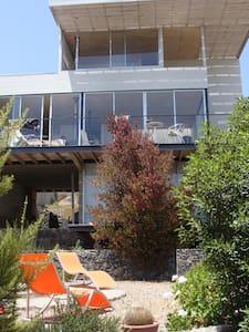 Casa con vista al mar - Tongoy - Hus