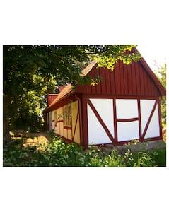Skånelänga, fräsch och ny - House