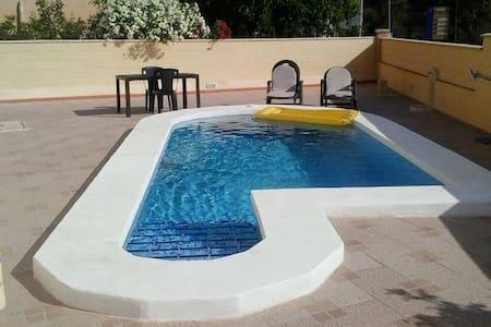 Acogedora casa con piscina privada! - Polop de la Marina - House