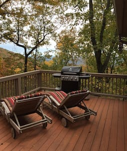 Big Canoe Mountain Views! 3 bd/3ba! - Jasper - Haus