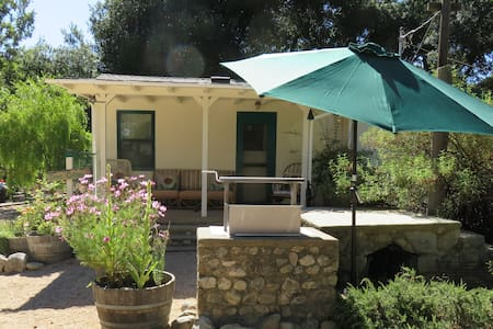 Dove Cottage at Star Route - Carmel Valley - Maison