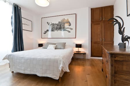 Chambre CHEVAL & Petits Déjeuners OFFERTS - Bed & Breakfast