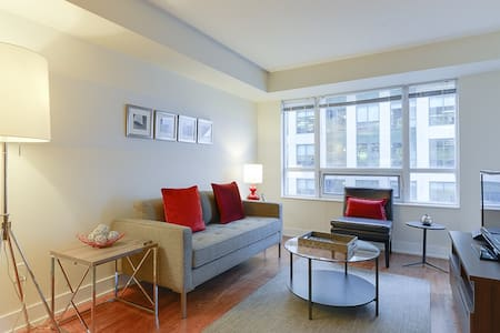 Great 1 bed, heart of the city