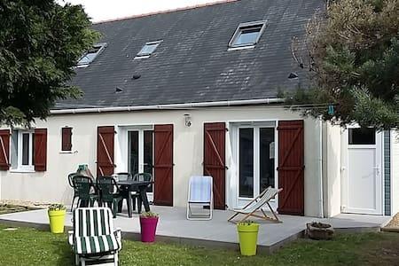 Maison 4 chambres proche mer - Piriac-sur-Mer