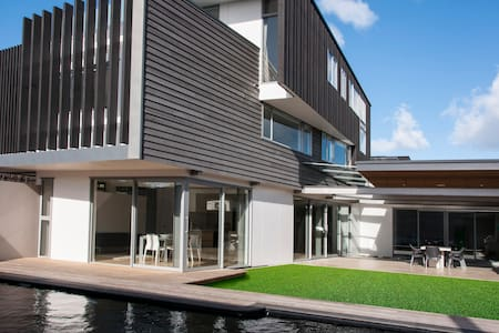 Big, Sunny, Architectural home, World Master Games - Auckland