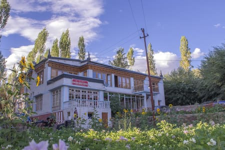 Lehling House, Delux rooms - Leh - Casa