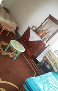 chambre privé a la médina de rabat - Appartamento