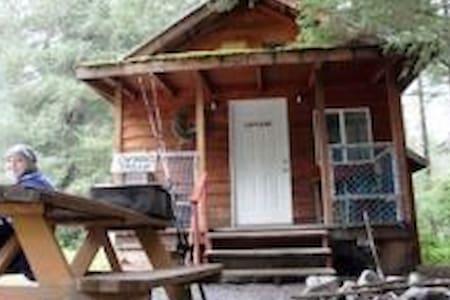 Captain's Cabin - Blockhütte