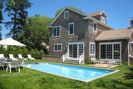 East Hampton Village - Walk To All - East Hampton