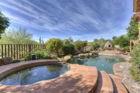 Beautiful North Scottsdale Estate - Ház