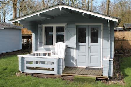 Vakantiehuis aan meer in Friesland - Elahuizen - Cabane