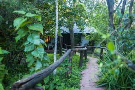 Hermosa cabaña Posada el Pucara - Stuga