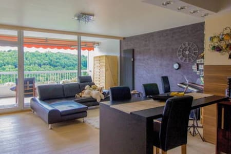Wow view, pool & gym - Apartamento