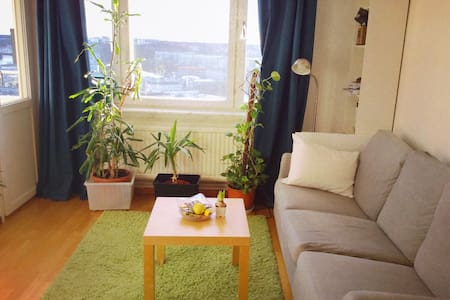 Studio, 10min to Central Stockholm - Stockholm - Apartment