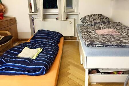 Flat 10 minutes WALK from the OKTOBERFEST - München - Apartment