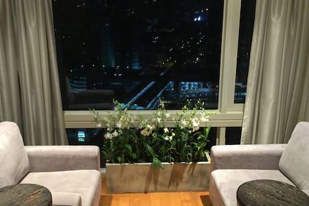 Luxury 1 BR high floor nearBTS❤️BKK - Bangkok