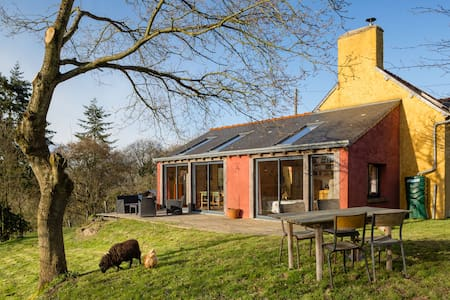 maison en campagne - Casa
